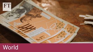 Bank job: artists print money to pay off £1m of payday debt - FINANCIALTIMESVIDEOS