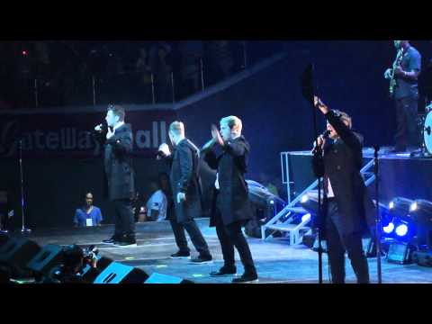 Westlife Live in Manila - When You're Looking Like That
