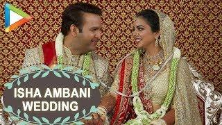 Isha Ambani – Anand Piramal Grand Wedding Celebrations | India's Biggest Wedding | Part 1 - HUNGAMA