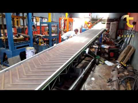 Video Mesin Conveyor