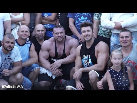 Kiss The BodyBuilder 2.0 /Mezőtúr/ - BioTech USA