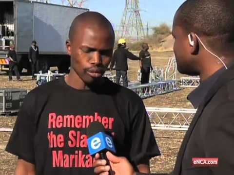 Lonmin mine recounts day of Marikana massacre