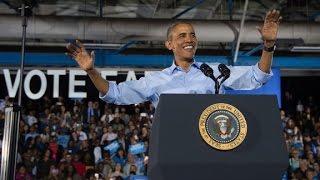 Obama campaigns for down ballot Democrats - CNN