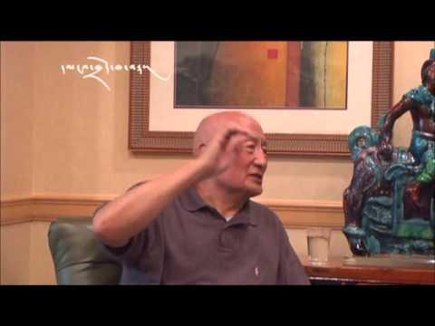 (Tibetan public talk mtkdusa2011) Interview with Chating Tenzin Tsutrem Part 12