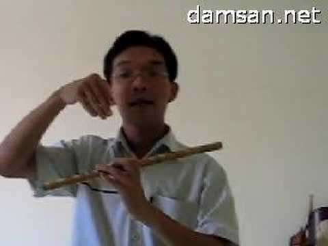 reo - sao truc viet nam - vietnam bamboo flute