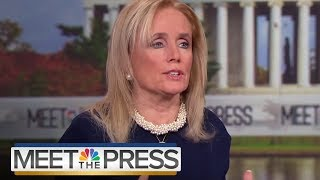 Dingell: There's 'Despicable, Ugly Behavior Across The Country' | Meet The Press | NBC News - NBCNEWS