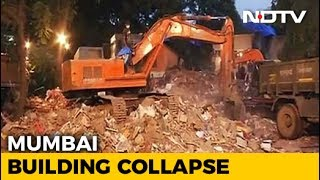 Mumbai Building Collapse Kills 17, Politician's House Was Being Revamped - NDTVINDIA