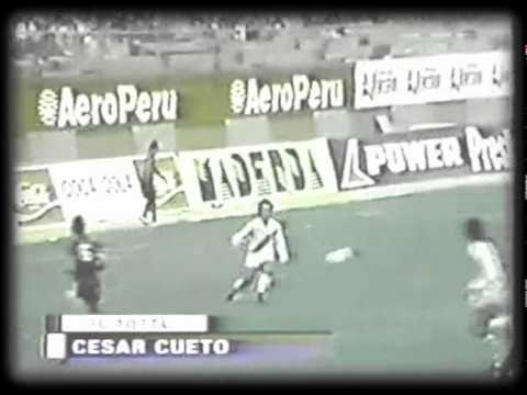 Cesar Cueto El Poeta de la Zurda Joga Bonito  Glorias del Futbol Peruano 