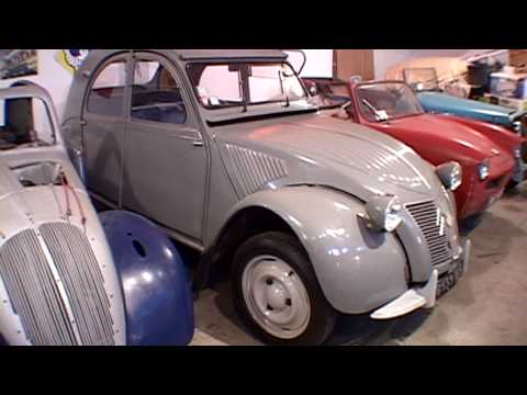 This is part 3 of the visit to Small Wonders Micro/ Mini Car Museum