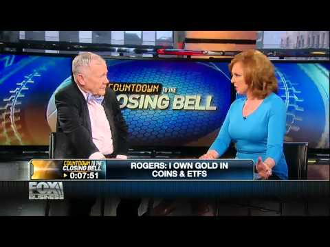 Jim Rogers Discusses At What Price You Should Start Buying Gold
