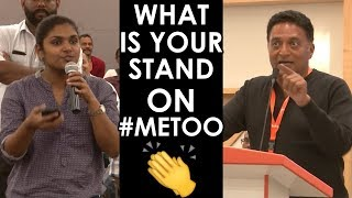 Actor Prakash Raj On #MeeToo Movement  | TFPC - TFPC