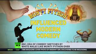 More diversity needed: BBC says era of white male comedy sketches is over - RUSSIATODAY