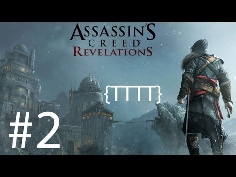 Assassins Creed Revelations - Walkthrough Gameplay - Part 2 [HD] (X360/PS3)