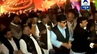 Mulaym Singh's grand 75 celebrations - ABPNEWSTV