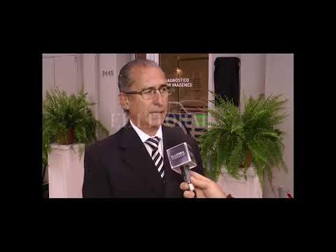 RECONOCIMIENTO PÓSTUMO AL DR GUSTAVO RAICHHOLZ EN EL CENTRO DE DIAGNÓSTICO JUN�N