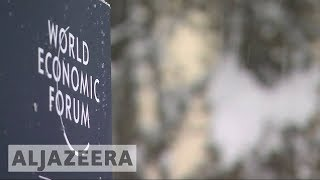 🇨🇭 World Economic Forum 2018: Global leaders meet in Davos - ALJAZEERAENGLISH