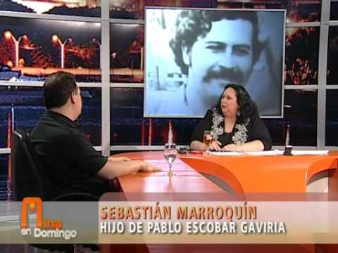 Parte 1 ENTREVISTA A SEBASTIÁN MARROQUÍN - Hijo de Pablo Escobar Gaviria