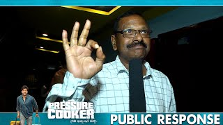 Pressure Cooker Movie Public Response | Pressure Cooker Public Talk | Sai Ronak | TFPC - TFPC