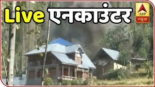 Watch how Indian Army destroys terrorists' hideout - ABPNEWSTV