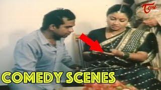 నీకు కుక్క లక్షణం ఏంటి  ? Brahmanandam Latest Comedy Scenes || TeluguOne - TELUGUONE