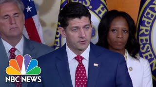 Paul Ryan: Russia 'Did Interfere In Our Elections… No Doubt' | NBC News - NBCNEWS