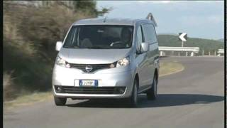All New 2012 Nissan Evalia On Road