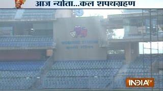 Devendra Fadnavis to become maharashtra CM tomorrow - INDIATV