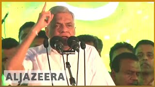 🇱🇰Sri Lankan PM Wickremesinghe seeks new political alliances | Al Jazeera English - ALJAZEERAENGLISH