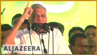 🇱🇰Sri Lankan PM Wickremesinghe seeks new political alliances | Al Jazeera English - ALJAZEERAENGLISH