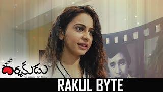 Rakul Preet Singh promotes Darshakudu Movie | Ashok Bandreddi, Eesha Rebba | TFPC - TFPC