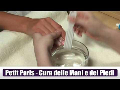 Manicure e Pedicure SPA Roma Centro Estetico Petit Paris
