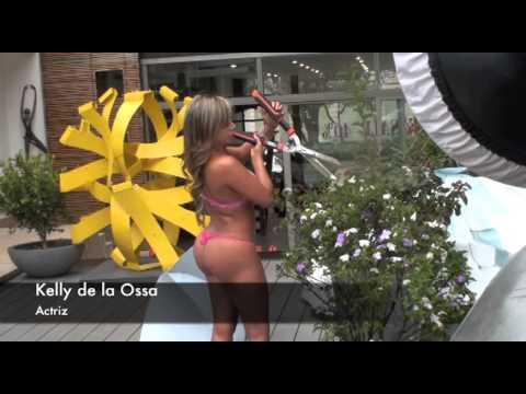 Concurso la Mejor Cola de la TV 2012 ¡De infarto! Revista TVyNovelas Colombia