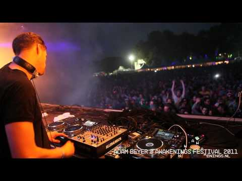 Adam Beyer @ Awakenings Festival 2011