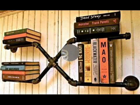 Muebles hechos con materiales reciclados