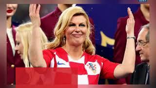 जब फ्रांस की जीत पर मैक्रों ने क्रोएशियाई राष्ट्रपति को लगाया गले - AAJTAKTV