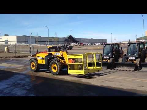 The JCB 527-58 Miner Hits Saskatchewan