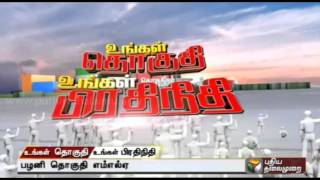"""Ungal Thoguthi Ungal Pradhinithi 17-09-2015 """"Palani or Pazhani"""" – Puthiya Thalaimurai TV Show"""