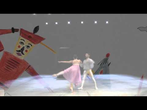 Καρυοθραύστης - Σχολή Χορού