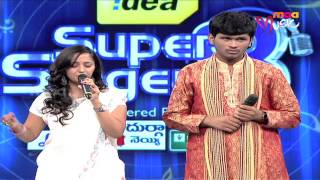 Super Singer 8 Episode 23 - Malavika and Anirudh Performance - MAAMUSIC