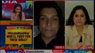 Kerala Hijab war goes ballistic; India defeats Triple Talaq, who'll fight for these girls? - NEWSXLIVE