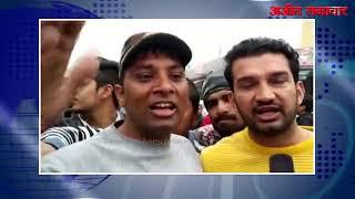 video : पुलवामा में आतंकी हमले से झज्जर के युवाओं में गुस्सा, फूंका आतंकवाद का पुतला