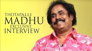 Writer and Actor Thotapalli Madhu Exclusive Interview | TFPC - TFPC