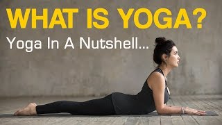 What Is Yoga? | Yoga In A Nutshell | Know More About Yoga | Health & Fitness - ZOOMDEKHO