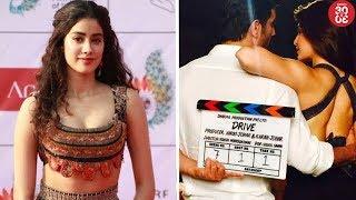 Janhvi Shoots For A Dance Number In 'Dhadak' | Sushant & Jacqueline Starrer 'Drive' Gets Postponed - ZOOMDEKHO
