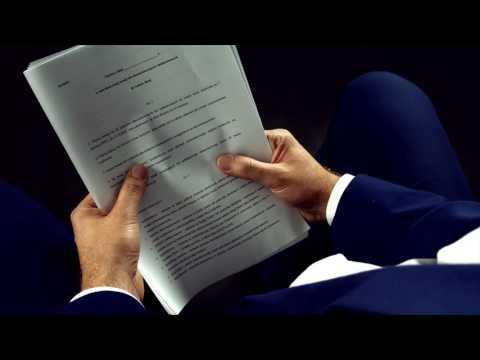 Nagranie Piotra Bakuna przedstawiające ustawę.