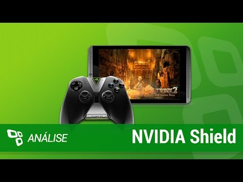 Tablet NVIDIA Shield [Análise] - TecMundo