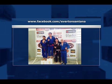 TV Costa Norte - Everton Santana conquista Copa São Paulo de Jiu Jitsu