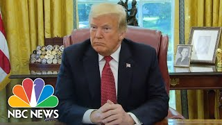 President Trump: Khashoggi 'Wasn't A Citizen', But U.S. Taking Whereabouts Seriously | NBC News - NBCNEWS