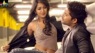 Allu Arjun & Catherine Scenes Back to Back | Iddarammayilatho Latest Movie Scenes | Sri Balaji Video - SRIBALAJIMOVIES