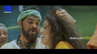 Exorcism Scene 01  Fakir's Introduction from Arundathi Movie Anushka, Sonu Sood, Sayaji Shinde - MALLEMALATV